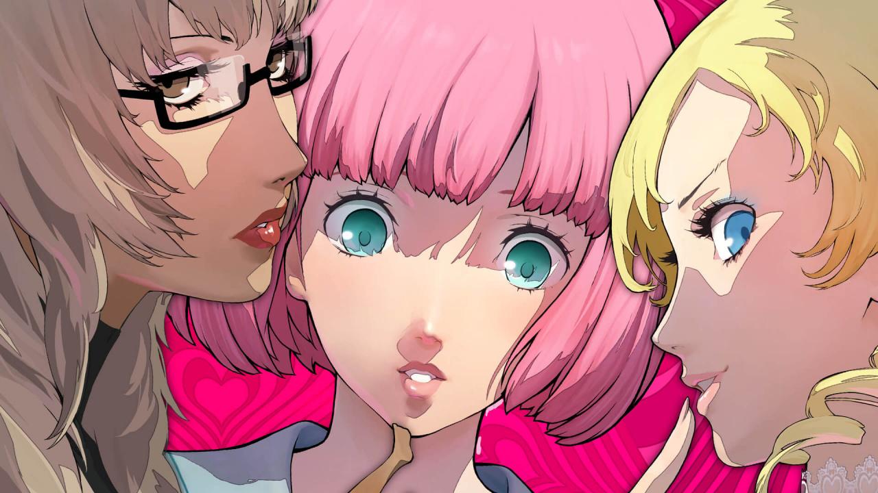 Catherine: Full Body Demo Struts onto PS4