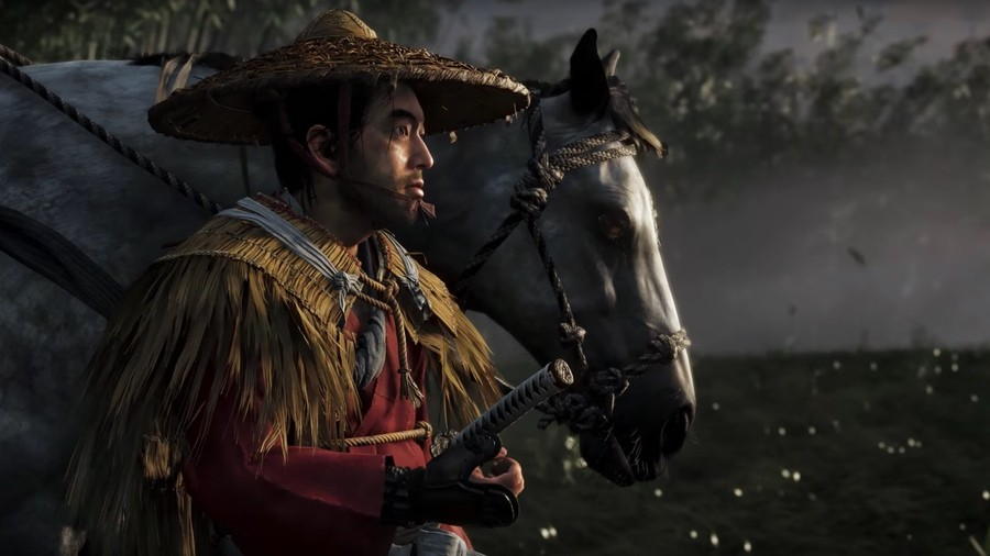 Ghost of Tsushima PS4 Exclusives 2019