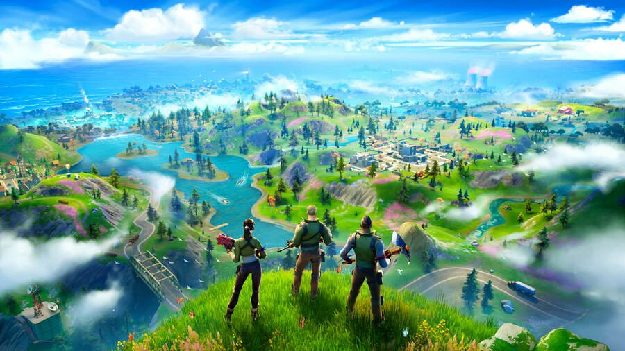 Fortnite Chapter 2 Uncap Framerate PS4 PlayStation 4 Guide