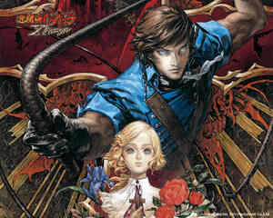Castlevania: The Dracula X Chronicles on PSP features an emulated version of SotN