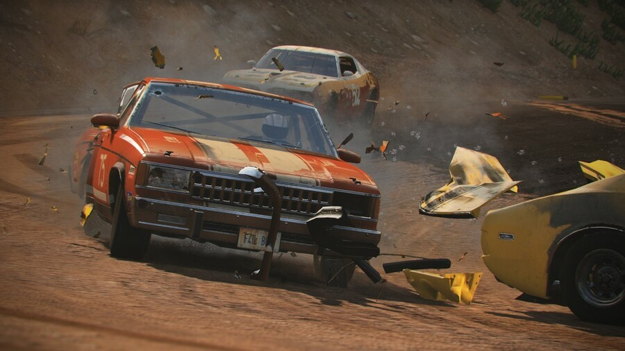 Wreckfest PS4 PlayStation 4 1