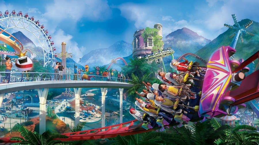 How PS5 Makes Planet Coaster Better Than Ever Interview 1