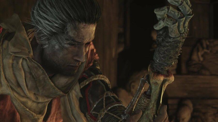 Sekiro: Shadows Die Twice Is It Like Dark Souls Guide PS4 PlayStation 4 3