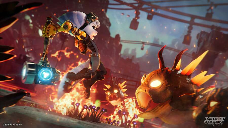 Ratchet & Clank Rift Apart PS5 PlayStation 5