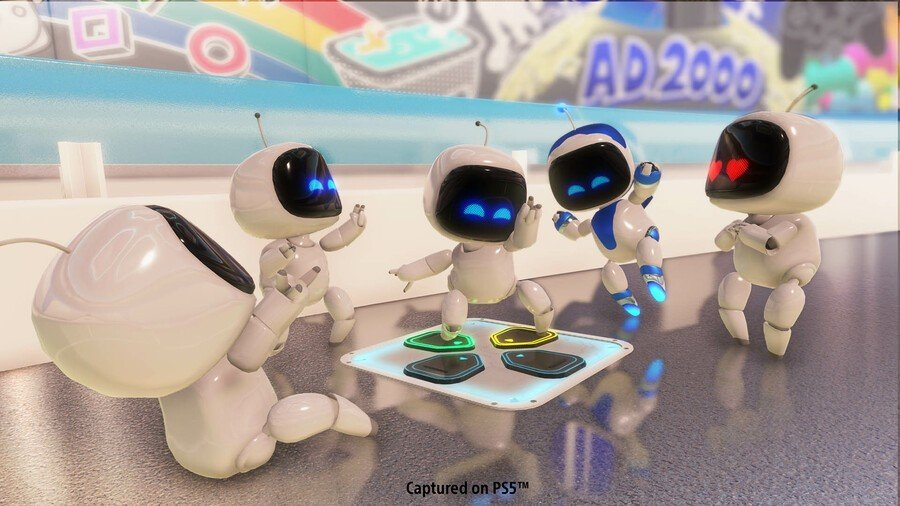Astro's Playroom PS5 PlayStation 5 1