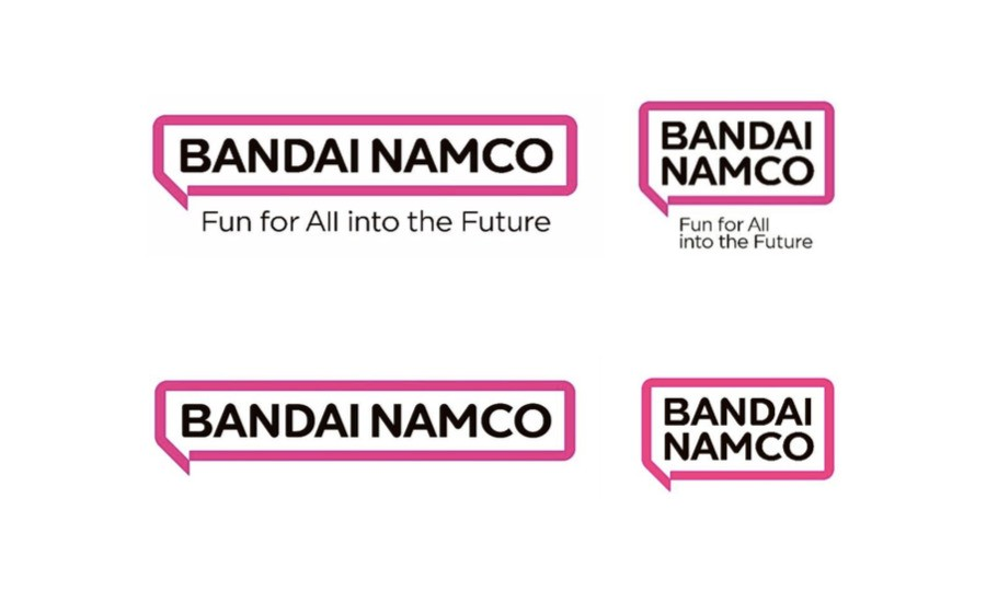 Bandai Namco New Logo
