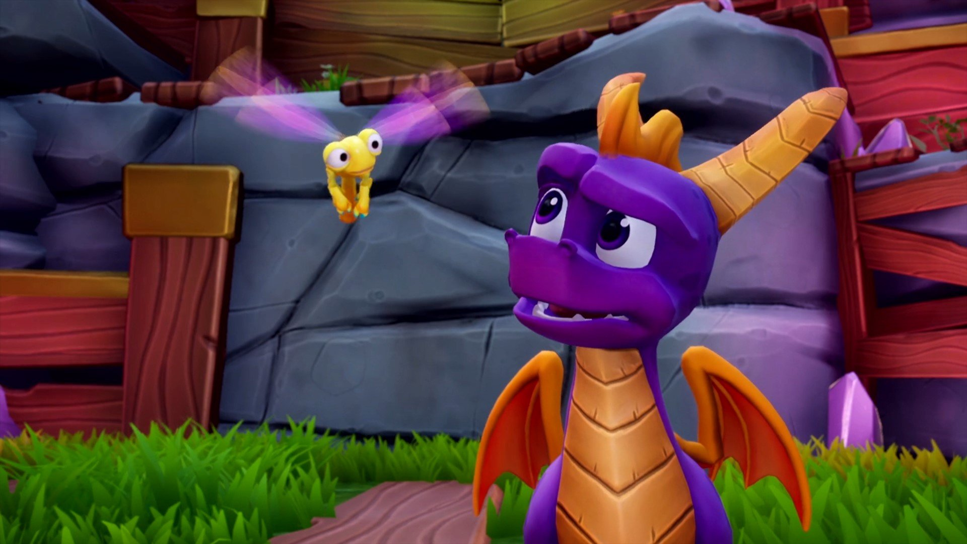 Activision thinks that subtitles aren't a necessity for Spyro Reignited Trilogy