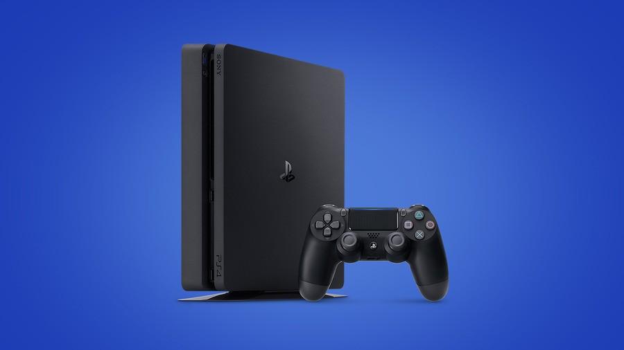PS4 PlayStation 4 3
