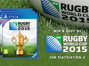 Win Rugby World Cup 2015 for PS4