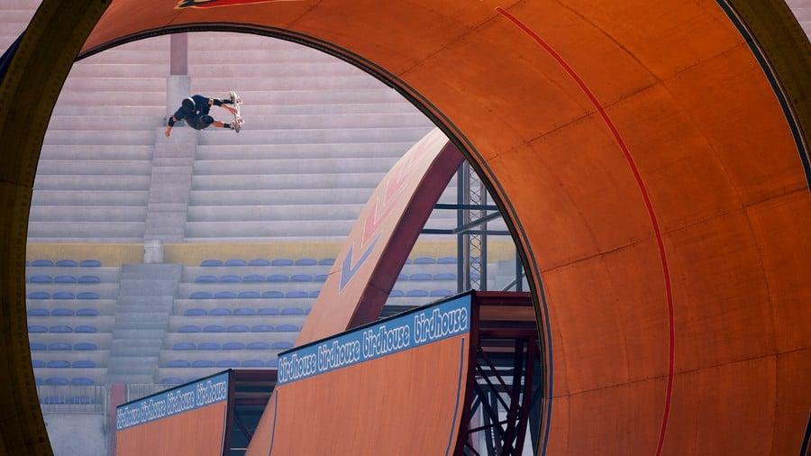 Tony Hawk's Pro Skater 1 + 2 THPS2 Gaps Guide PS4 PlayStation 4