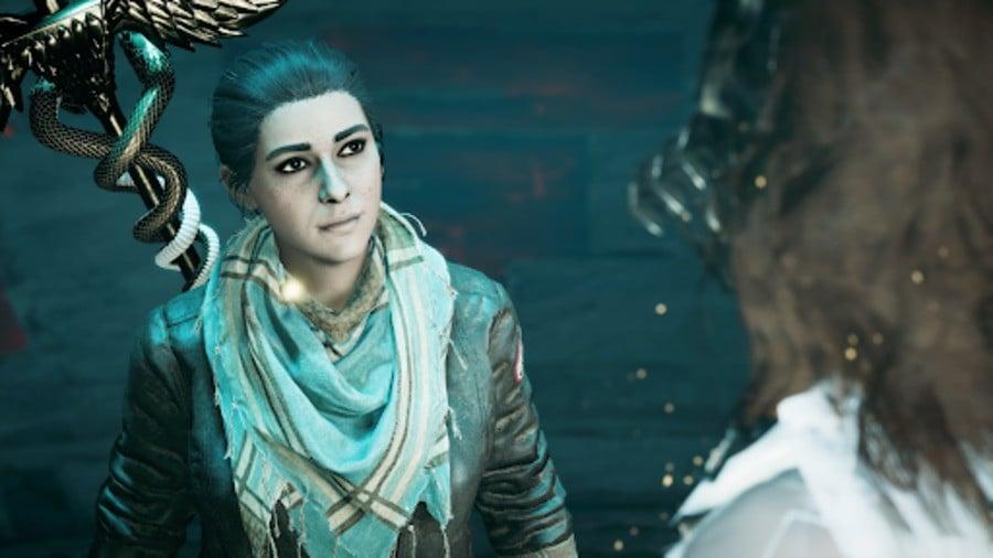 Assassin's Creed Valhalla Layla