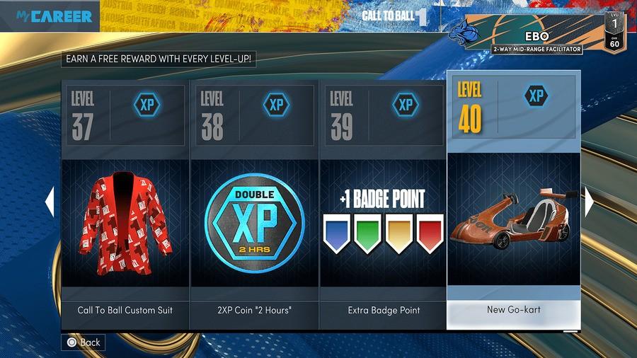 NBA 2K22 PS5 PlayStation 5 Season 1