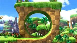 Sonic Generations Blends Classic Sonic With His Modern Day Counter-Part.