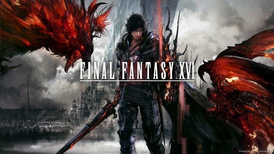 Final Fantasy 16 PS5
