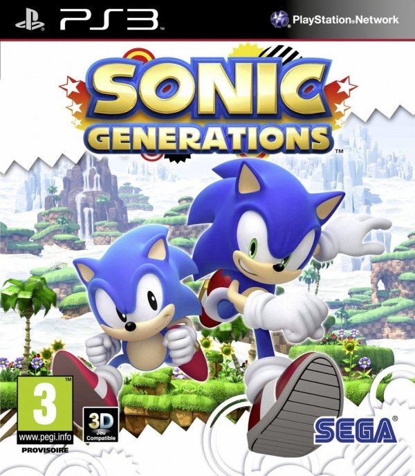 Sonic Generations Review Ps3 Push Square