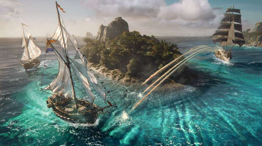 Skull & Bones PS4 PlayStation 4 Delays 1