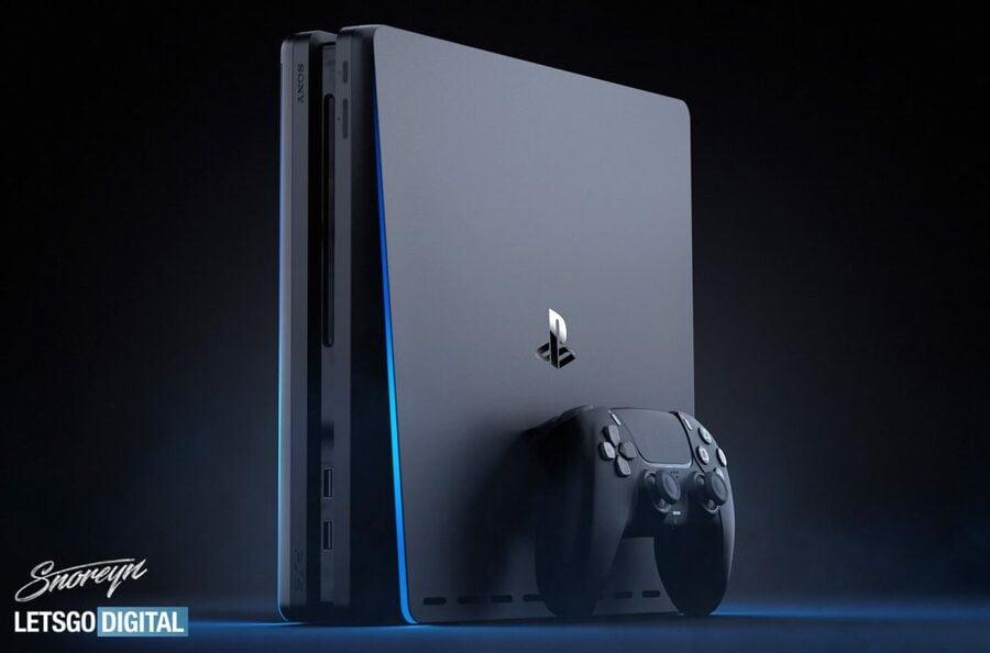 Sony Ps5 Black Edition Playstation Dualsense Controller 1024x676