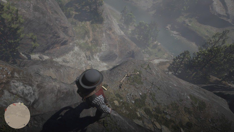 Red Dead Redemption 2 Dinosaur Bones Locations Guide 29
