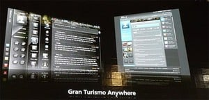 Now You Can Interact With Gran Turismo Where Ever You Go.