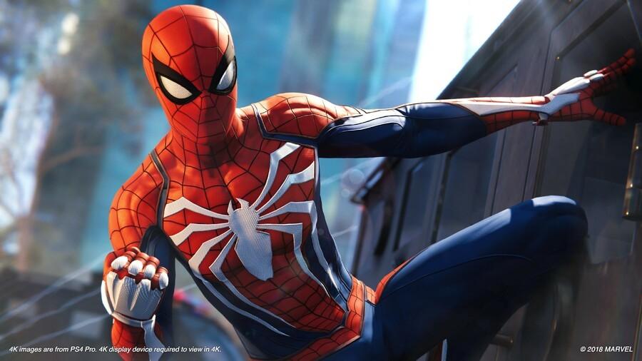 Marvel's Spider-Man PS4 PlayStation 4 Reviews 1
