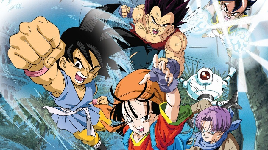 Dragon Ball Fighterz Gt Goku