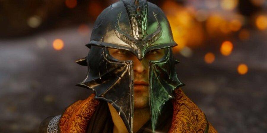 Dragon Age Mc