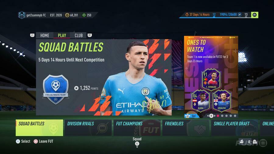 FIFA 22: Squad Battles - All Rewards, Release Dates, and Times Guide 1