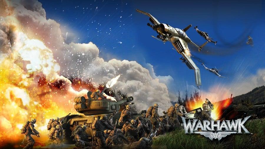 Warhawk PS3 PlayStation 3 1