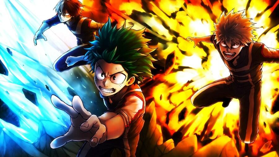My Hero Academia PS4 PlayStation 4 1