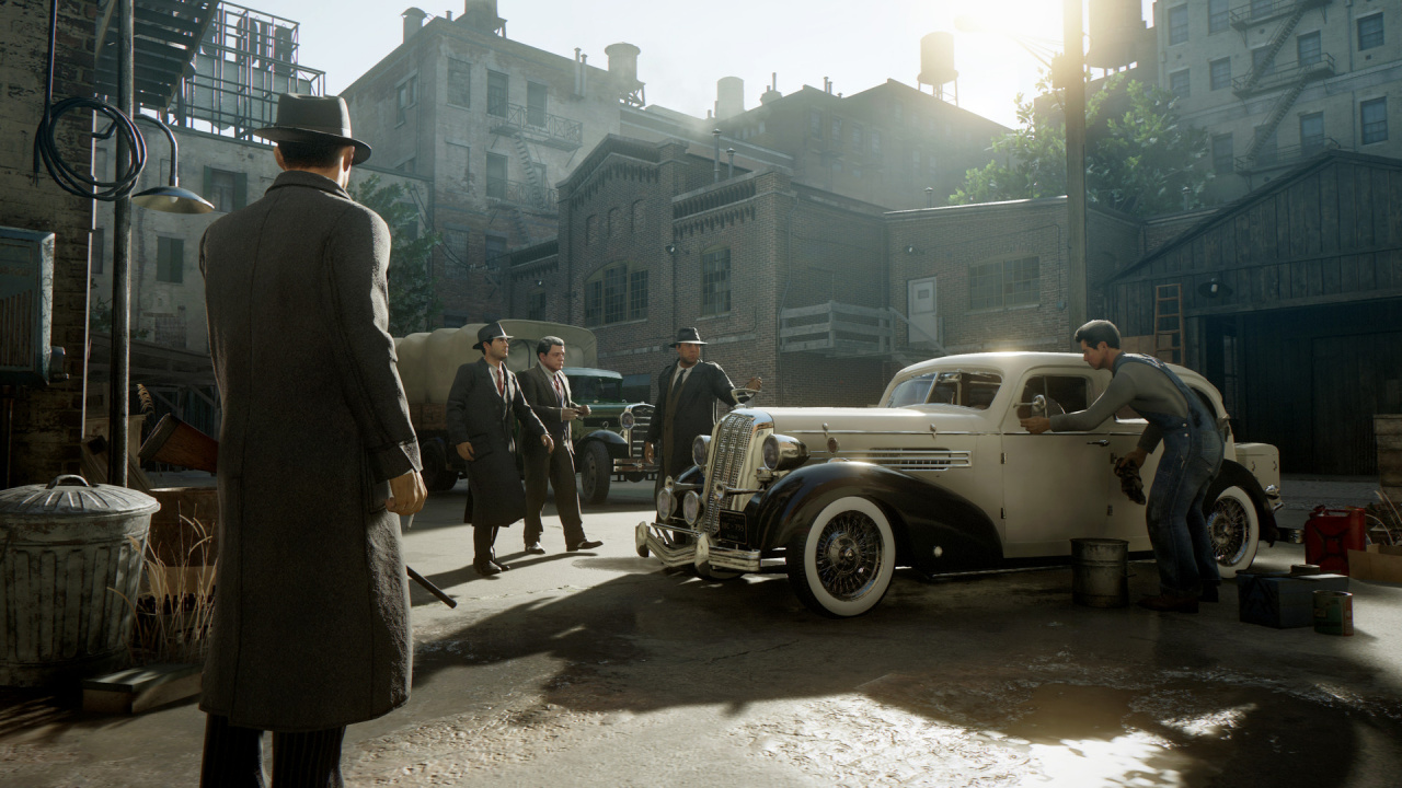 Mafia: Definitive Edition Welcomes You to the City of Lost Heaven