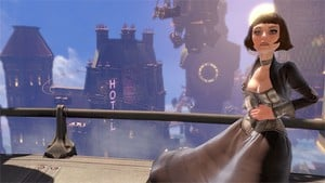Irrational's Simultaneously Developing The PlayStation 3 Version Of Bioshock: Infinite In-House.