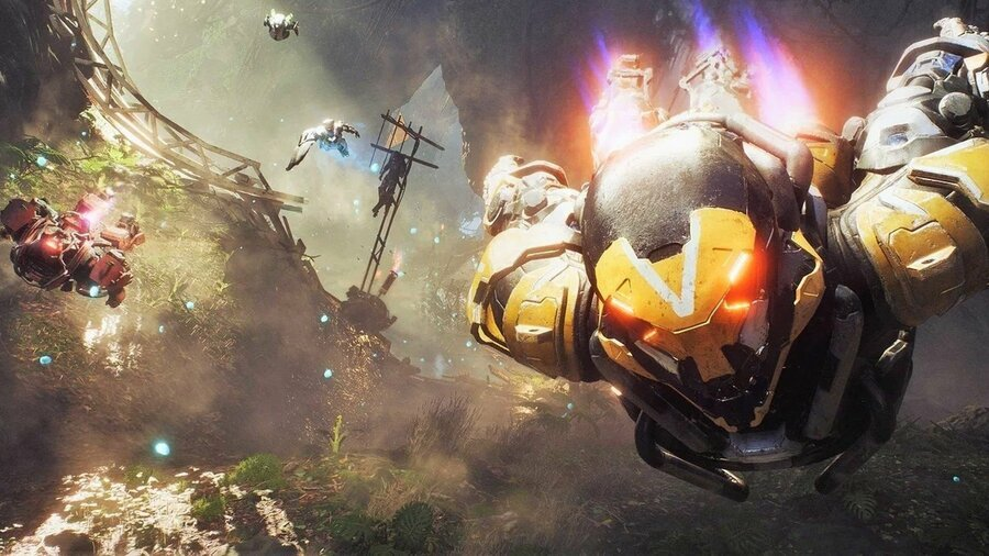 Anthem Update 110 Adds Sunken Cell Stronghold