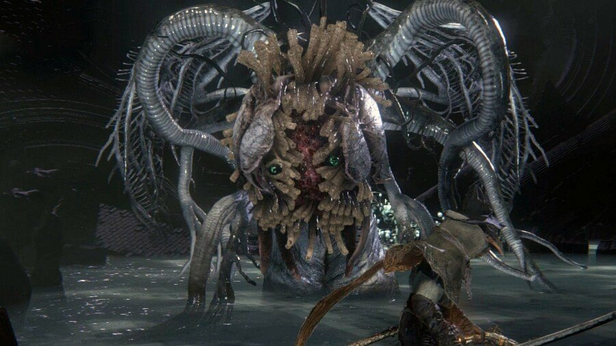 Bloodborne PS4 Ebrietas, Daughter of the Cosmos Boss Guide Tips