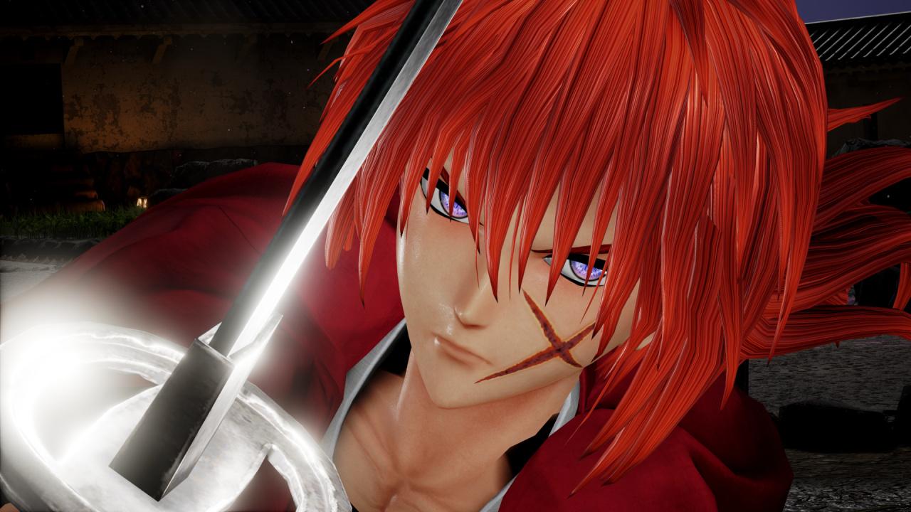 Jump Force Adds Two Characters from Classic Samurai Manga Rurouni Kenshin