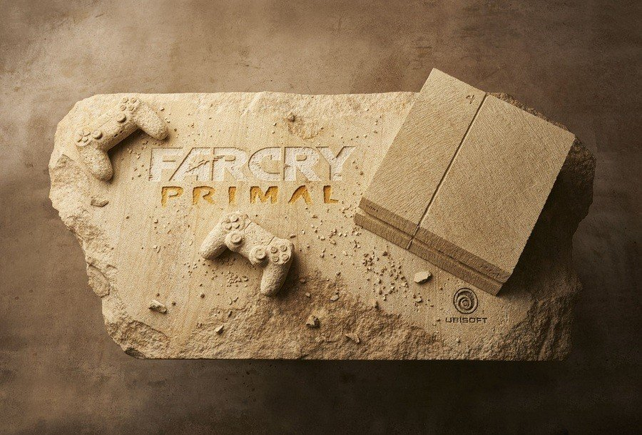 Far Cry Primal PS4 PlayStation 4 1
