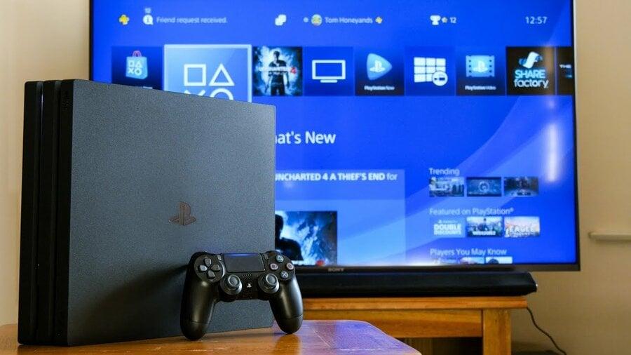 PS4 Pro PlayStation 4 Sony 1