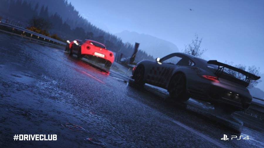 DriveClub PS4 PlayStation 4 1