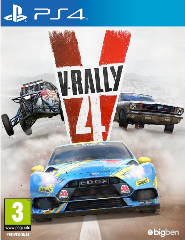 v rally 4 review ps4 push square