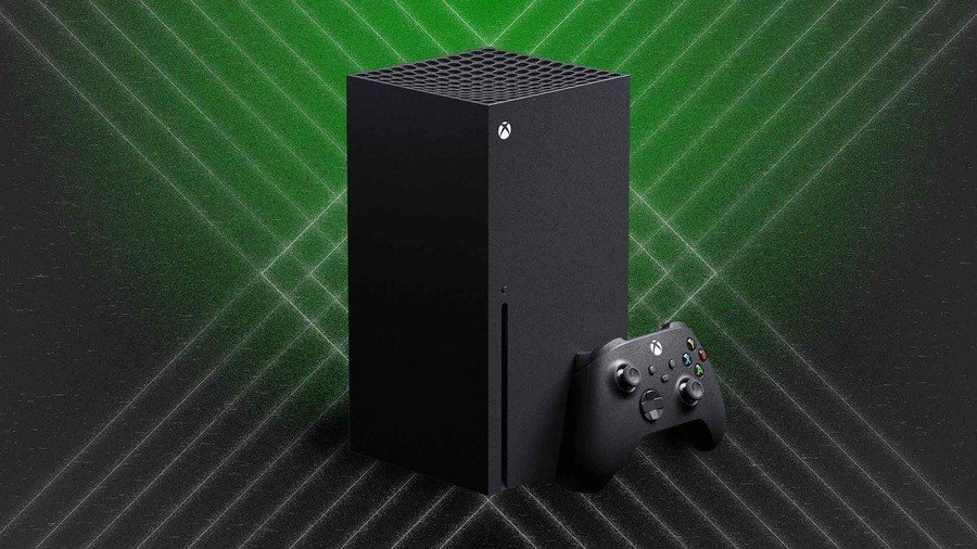 Xbox Series X Microsoft The Game Awards 1