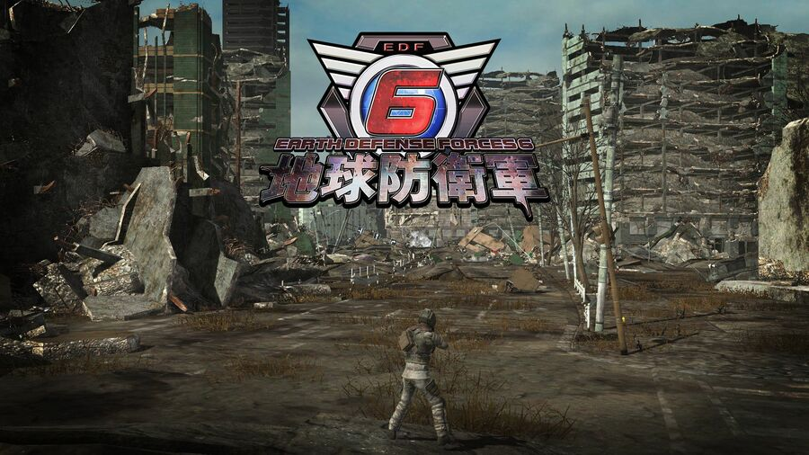Earth Defense Force 6