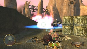 Oddworld: Stranger's Wrath HD is heading to a PlayStation 3 near you.
