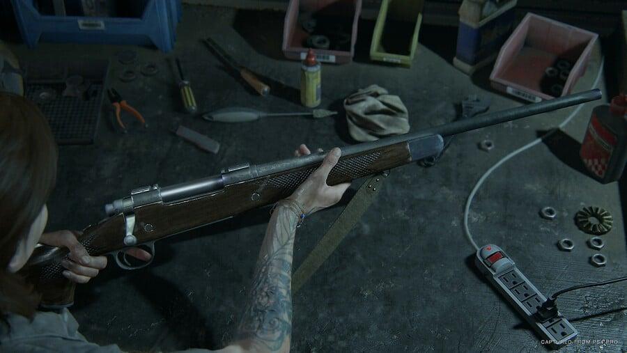 The Last of Us: Part 2 PS4 Pro Screenshot 1