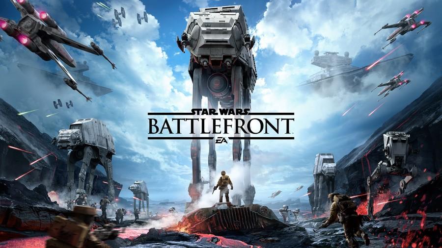 Star Wars Battlefront PS4 PlayStation 4 1