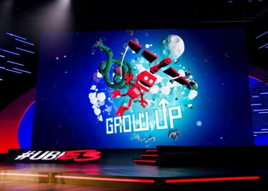 Grow Up PS4 PlayStation 4 1