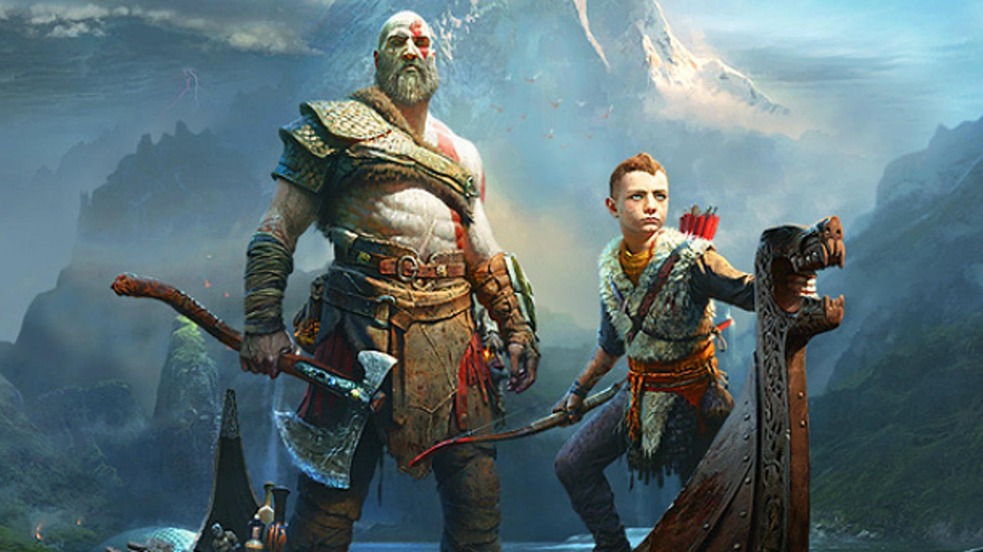 The Next God Of War Is In Production As Developer Teases
