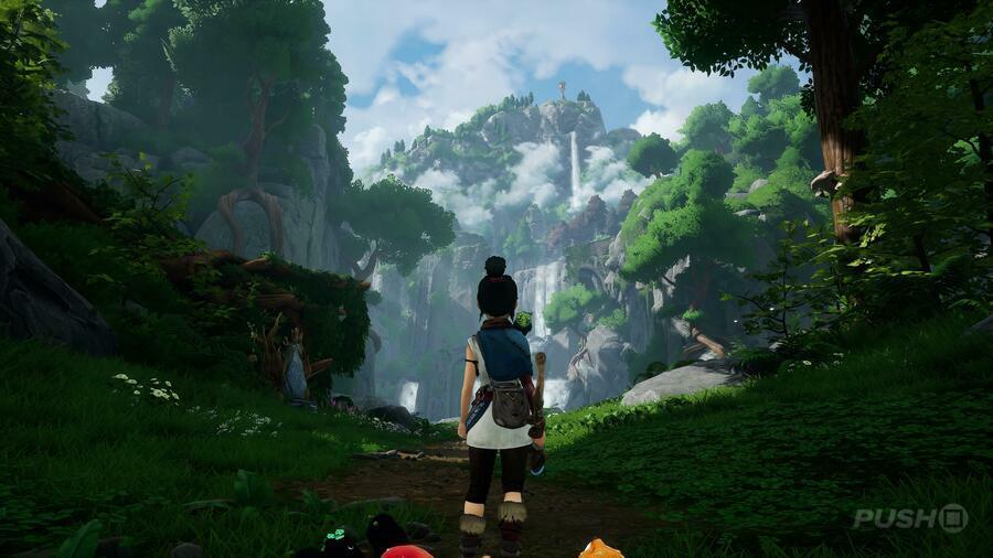Kena: Bridge of Spirits All Rusu Mountain Collectibles Guide PS5 PS4 1