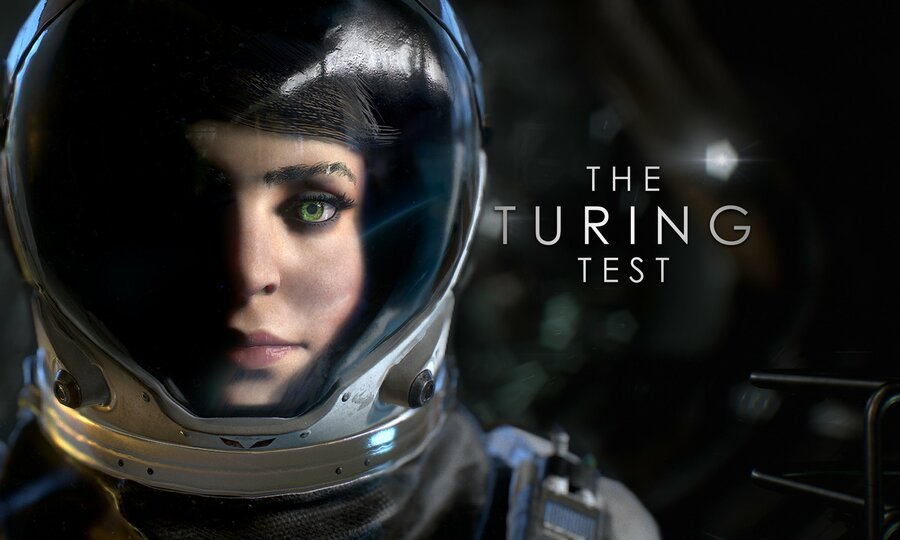 The Turing Test PS4 PlayStation 4 1