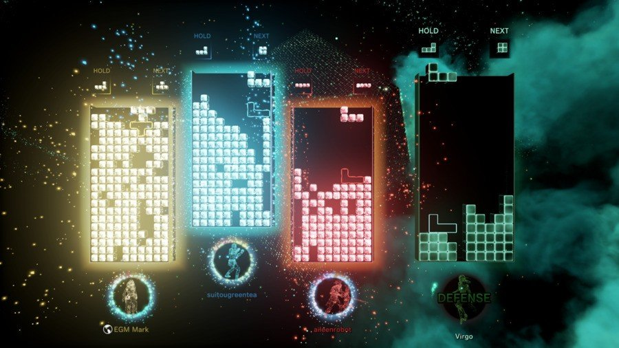Tetris Effect: Connected PS4 PlayStation 4