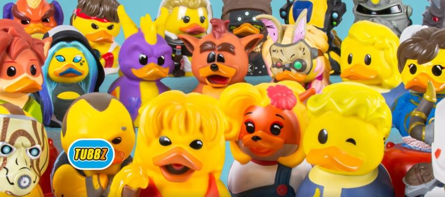 Tubbz Cosplaying Ducks