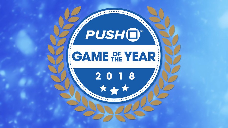 Push Square Game of the Year 2018 Sony 1